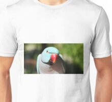 Inquisitive Blue Unisex T-Shirt