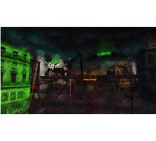 War of the Worlds by Sarah Kirk Photographic Print