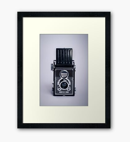Ilford Craftsman Framed Print