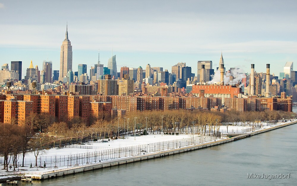 NYC - Lower East Side of Manhattan by MikeJagendorf