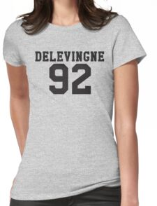 Delevingne 92 Womens Fitted T-Shirt