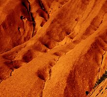 Did I tell you about the colours out there? Uluru - Kata Tjuta National Park by Sandy Sutton