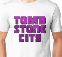 Tomb Stone City Unisex T-Shirt