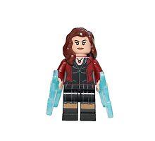 LEGO Scarlet Witch by jenni460