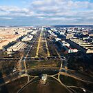 From the Top of the Washington Monument by MikeJagendorf