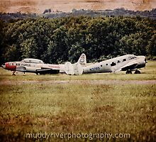 Old airplanes by golfnut10