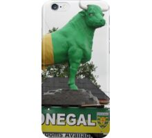 Up Donegal For GAA Finals - Burnfoot County Donegal Ireland . iPhone Case/Skin