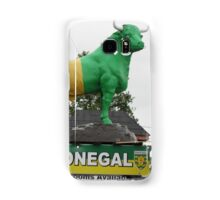 Up Donegal For GAA Finals - Burnfoot County Donegal Ireland . Samsung Galaxy Case/Skin