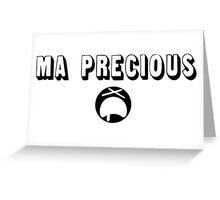 Ma Precious Greeting Card