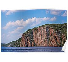 Bon Echo Provincial Park Cliffs Poster