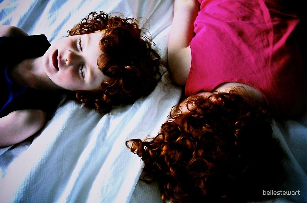 Eleanor and Jonas by bellestewart