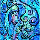 Mostly Blue by MelDavies