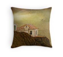 A Ray of Hope Throw Pillow