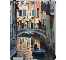 Venice Crossroads iPad Case/Skin