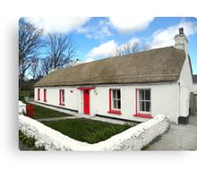 Homestead Donegal Ireland  Metal Print