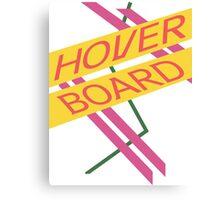 Hoverboard Design Canvas Print