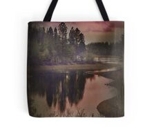 The Way I Burn For You Tote Bag