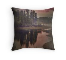 The Way I Burn For You Throw Pillow