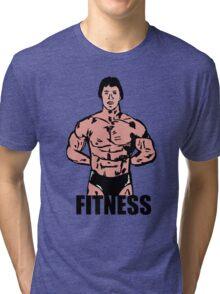 Fitness man Tri-blend T-Shirt