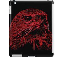 Red iPad Case/Skin