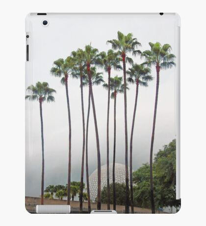 Palm Trees in Florida iPad Case/Skin