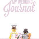 Lego Wedding Journal by MarkCann