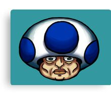 Toad? Canvas Print