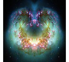 Galactic Heart Photographic Print