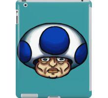Toad? iPad Case/Skin