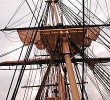 Rope Mast-er by Kenric A. Prescott