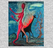 The Burning Giraffe Interpretation  T-Shirt