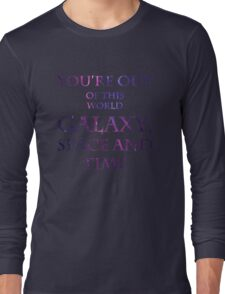 Venus lyric design Long Sleeve T-Shirt