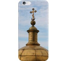 An Orthodox Roof iPhone Case/Skin
