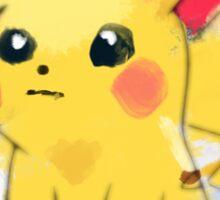 Pi-Pikachu Sticker