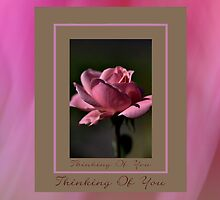 Thinking Of You . . .  by Joy Watson