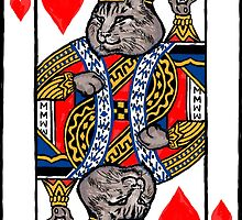 Moriarty, King of Hearts by SlideRulesYou