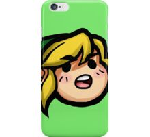 Hah! HYAH!!! iPhone Case/Skin