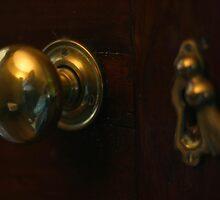 Elizabeth Farm, Parramatta, NSW- Door knob by BecQuist