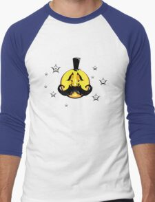 Moonstache Men's Baseball ¾ T-Shirt