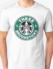 The Three Broomsticks T-Shirt