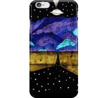 Extraterrestrial Highway  iPhone Case/Skin
