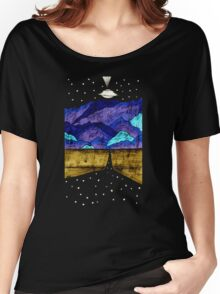 Extraterrestrial Highway  Women's Relaxed Fit T-Shirt