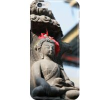Temple Peace iPhone Case/Skin