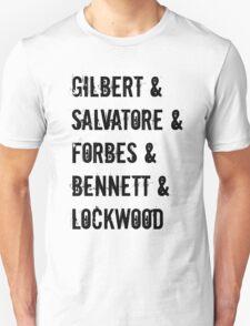 The Vampire Diaries Inspired Design T-Shirt