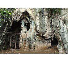 pawon cave Photographic Print