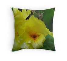 Breathless: The Tiger Lily Series Throw Pillow