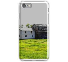 Old House/Barn Attachment iPhone Case/Skin