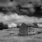 Conistone Barn by Andrew Leighton