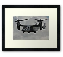 Bell-Boeing CV-228 Osprey(United States Air Force) Framed Print