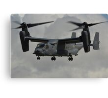 Bell-Boeing CV-228 Osprey(United States Air Force) Canvas Print